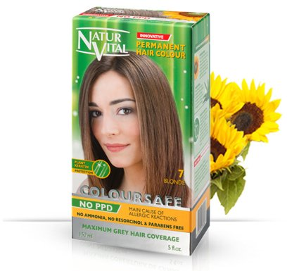 Hair dye without ppd or tds