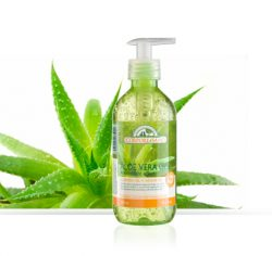 aloe vera argan natural gel